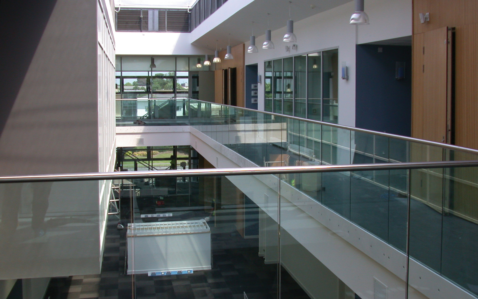 Wilcox Structural Glass